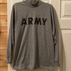 ARMY PT uniform long sleeve